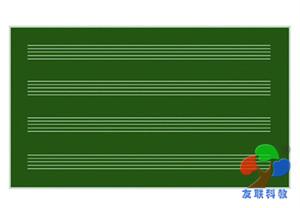 W40301五线谱教学黑板