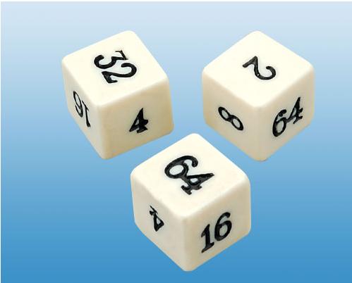 20522数字骰子