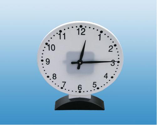 30501钟表模型(演示用,两针非联动)