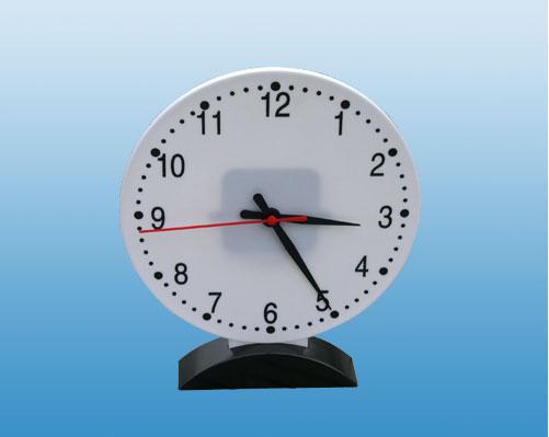 30502钟表模型(演示用,三针联动12时)