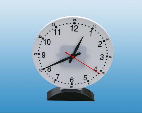 30503钟表模型(演示用,三针联动24时)