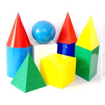 30506几何形体模型