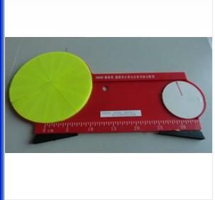 30509圆面积圆周率计算公式推导演示模型